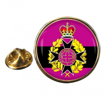 Royal Australian Army Chaplains Department Round Pin Badge
