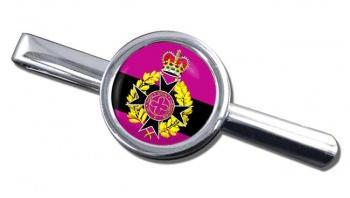 Royal Australian Army Chaplains Department Round Tie Clip