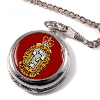 Royal Australian Army Pay Corps Pocket Watch