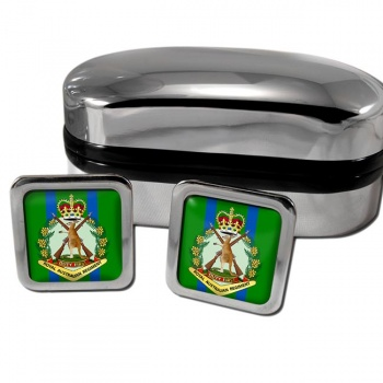 Royal Australian Regiment Square Cufflinks
