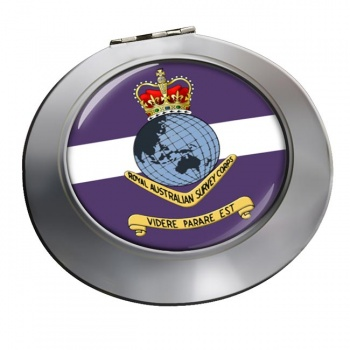 Royal Australian Survey Corps Chrome Mirror