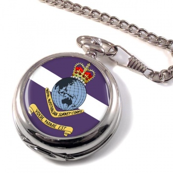 Royal Australian Survey Corps Pocket Watch