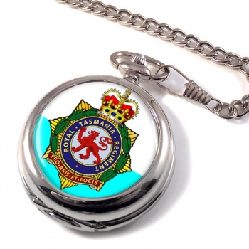 Royal Tasmania Regiment (Australian Army) Pocket Watch