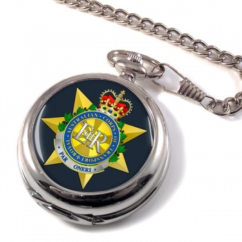 Royal Australian Corps of Transport Pocket Watch