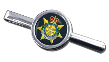 Royal Australian Corps of Transport Round Tie Clip
