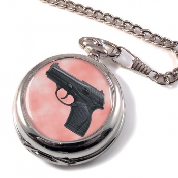 Beretta 9000 Pocket Watch