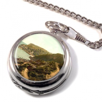 Babbacombe Devon Pocket Watch