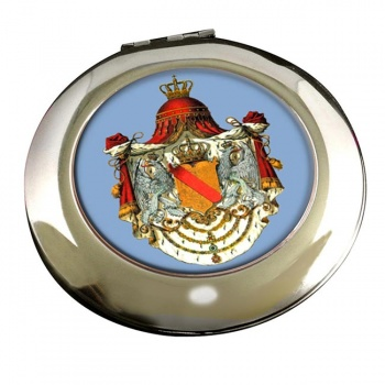 Baden (Germany) Round Mirror