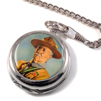 Robert Baden-Powell Pocket Watch