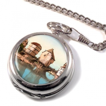 Bad Kreuznach Germany Pocket Watch
