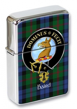 Baird Scottish Clan Flip Top Lighter