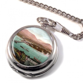 Bangor Wales Pocket Watch