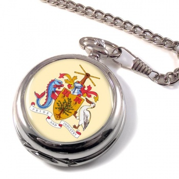 Barbados Pocket Watch
