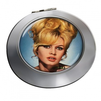 Brigitt Bardot Chrome Mirror