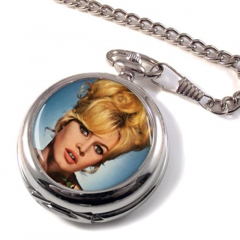 Brigitt Bardot Pocket Watch