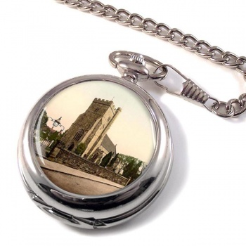 Battle Church Sussex Pocket Watch