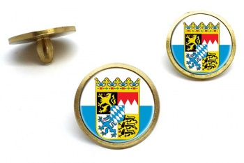 Bayern Bavaria (Germany) Golf Ball Marker
