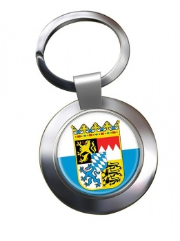 Bayern Bavaria (Germany) Metal Key Ring