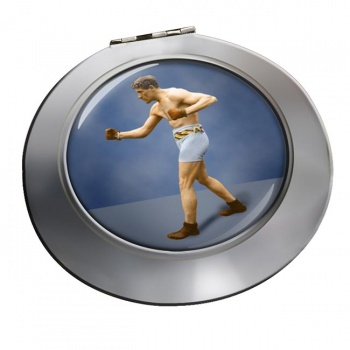 Bombardier Billy Wells Chrome Mirror