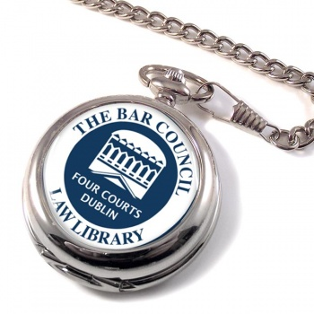 Bar Council Law Library Pocket Watch