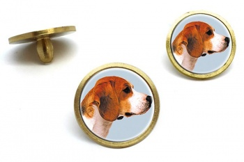 Beagle  Golf Ball Marker Set