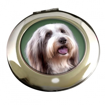 Bearded Collie Mirror