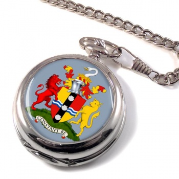 Bedfordshire (England) Pocket Watch