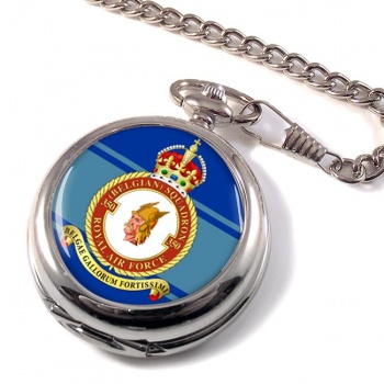 350th Belgium Air Component Pocket Watch
