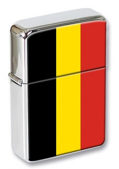 Belgique Belgie (Belgium) Flip Top Lighter