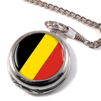 Belgique België (Belgium) Pocket Watch