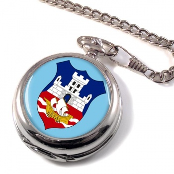 Belgrade Београд (Serbia)  Pocket Watch