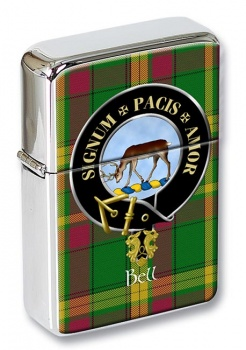 Bell of Provoschaugh Scottish Clan Flip Top Lighter