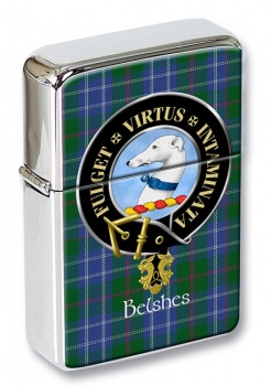 Belshes Scottish Clan Flip Top Lighter