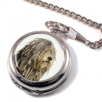 Bergamasco Shepherd Pocket Watch