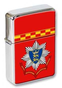 Royal Berkshire Fire and Rescue Flip Top Lighter