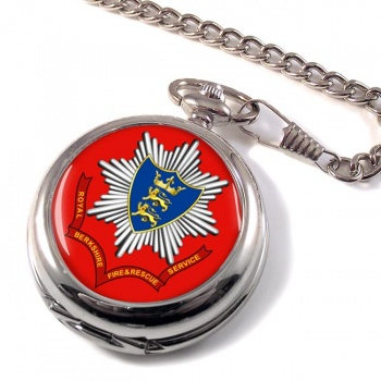 Royal Berkshire Fire and Rescue Pocket Watch