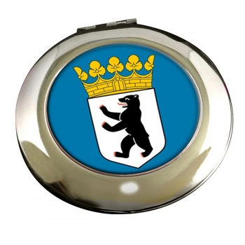 Berlin (Germany) Round Mirror