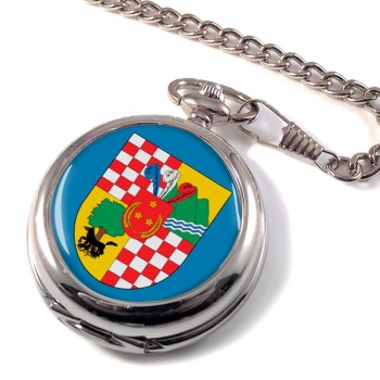 San Bernardo (Chile) Pocket Watch