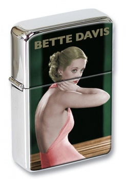 Bette Davis Flip Top Lighter