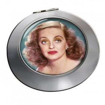 Bette Davis Chrome Mirror