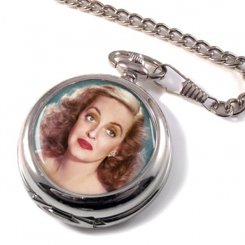 Bette Davis Pocket Watch