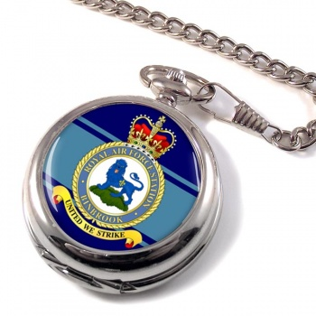 RAF Station Binbrook Pocket Watch