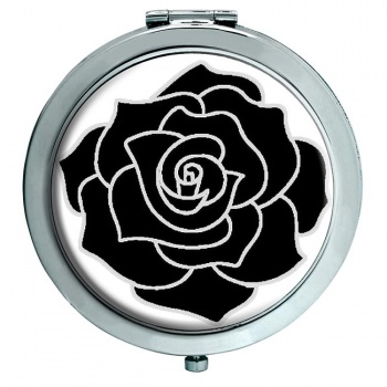 Black Rose Chrome Mirror
