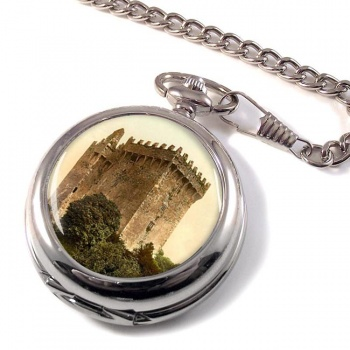 Blarney Castle County Cork Pocket Watch