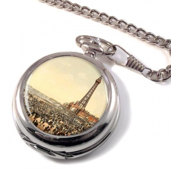 Bank Holiday Blackpool Pocket Watch