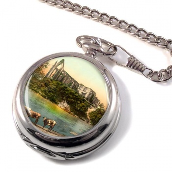 Bolton Abbey Pocket Watch