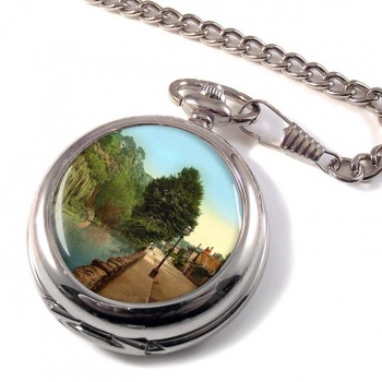 Bonchurch Isle of Wight Pocket Watch