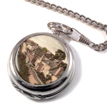 Boscastle Cornwall Pocket Watch