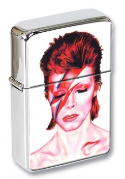 Bowie Flip Top Lighter