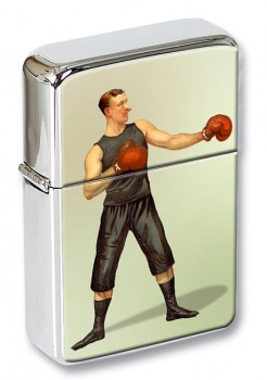 Boxing World Champion Flip Top Lighter